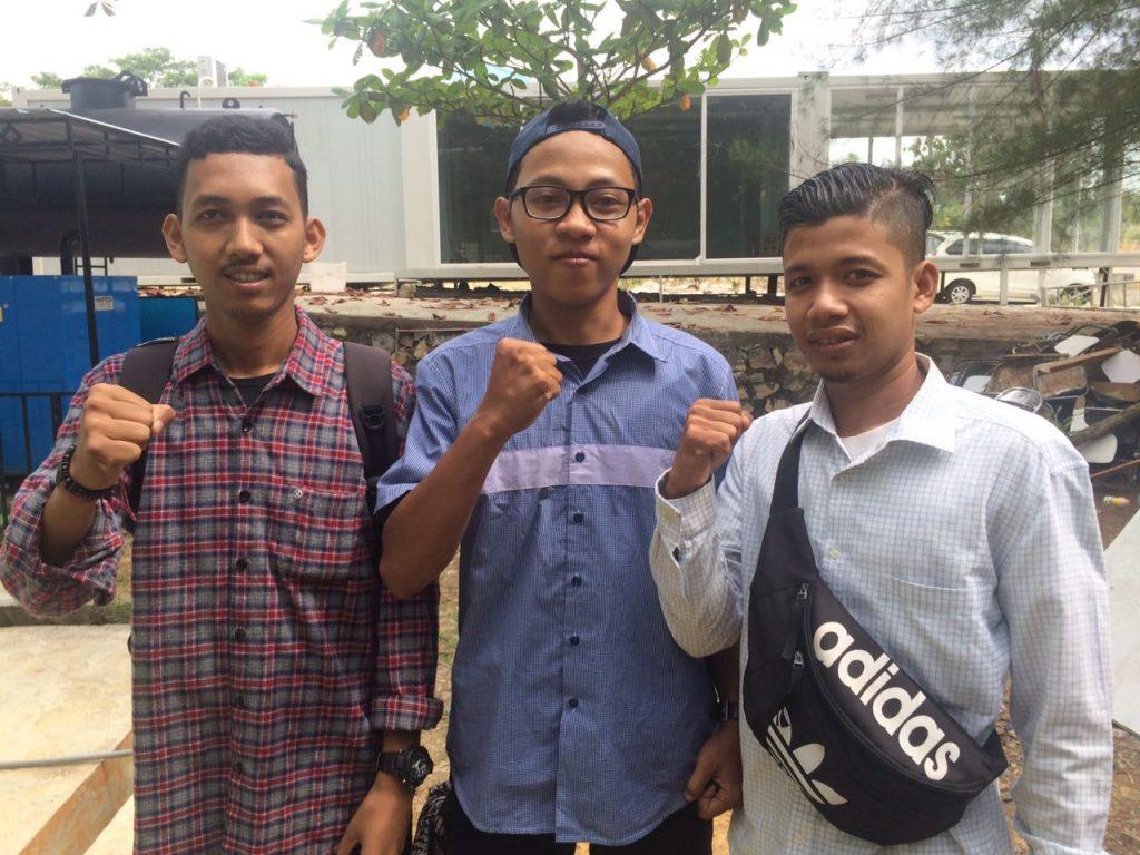 Mahasiswa THP-FIKP Berhasil Meraih Dana Insentif PKM-GT