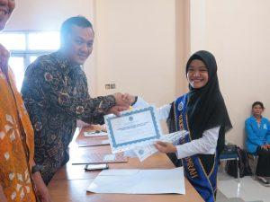 Mahasiswa Terbaik Jurusan Manajemen Sumberdaya Perairan